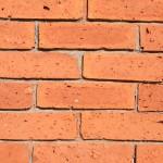 Środki / płytki ze środka cegły
