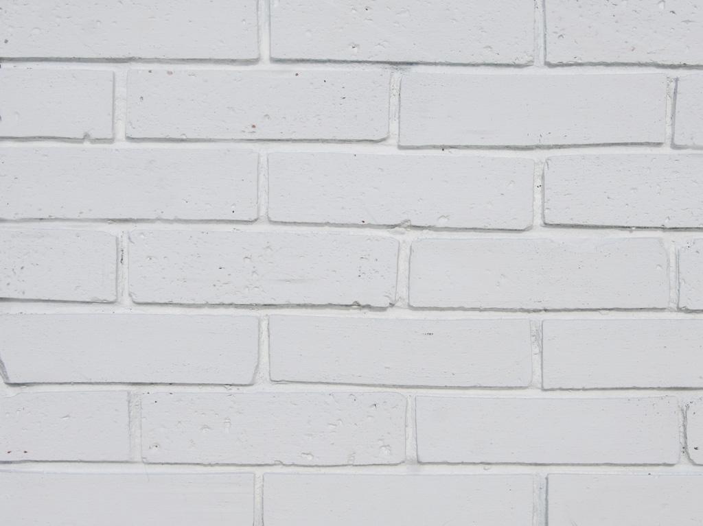 płytki malowane z cegły