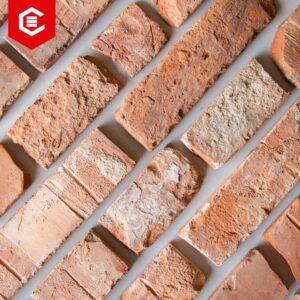 Miks kawałków + płytki z lica cegły
